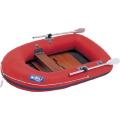 【送料無料】ワークボート 2人乗り、レッド EC2-521