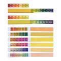 【送料無料】ユニバーサルpH試験紙 10mm×60mm pH1~14、ブックタイプ、20枚綴り×10冊入 JT4610