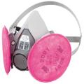 【送料無料】防じんマスク 防塵マスク 6500QL Mサイズ(ろ過材2個入) 2091-RL3-M