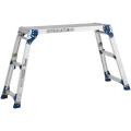 【送料無料】脚伸縮式足場台 最大使用質量:100kg PXGE-710FK