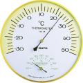 【送料無料】壁掛け温湿計 ハーモニー φ150mm 1410-00