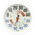 【送料無料】防雨型温湿度計 防雨・温度・湿度 TM-2680