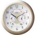 【送料無料】メロディ気象台EX 時計・温度・湿度・天気予測 BW-5208