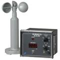 【送料無料】小型風杯型パルス式風速計(デジタル) 気象庁検定付 26-SPDK