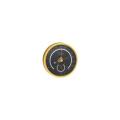 【送料無料】アネロイド気圧計 一般観測型 ゴールド OZ-11-GO