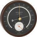 【送料無料】アネロイド気圧計 一般観測型 ブラウン OZ-11-BR