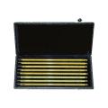【送料無料】標準温度計(ガラス棒状) 全長:300mm 8本セット JC-1158
