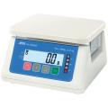 【送料無料】A&D製デジタル防水はかり W230×D190mm(計量皿寸法) SH-15KWP