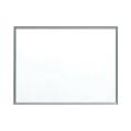 【送料無料】 壁掛けタイプ 月予定ホワイトボード 無地 450×600mm NH456 大平産業