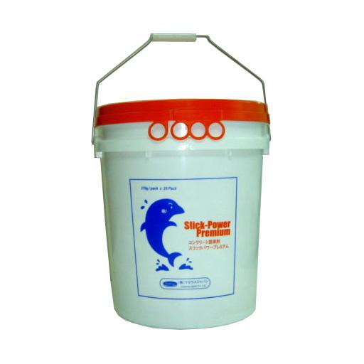 【送料無料】次世代コンクリート誘導剤 スリックパワープレミアム 1缶/25袋入
