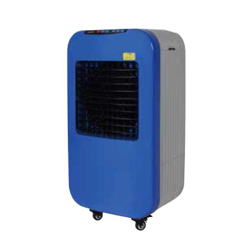 【送料無料】ECO冷風機25 50HZ 25EXN50 (東日本用) プライベートタイプ サンコー [保護保安用材][夏季対策用品][冷房][工場扇]