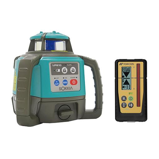 【送料無料】ソキア 自動整準レベルプレーナー LP610J-DBD/受光器LS-100D/(受光器ホルダー/三脚付)