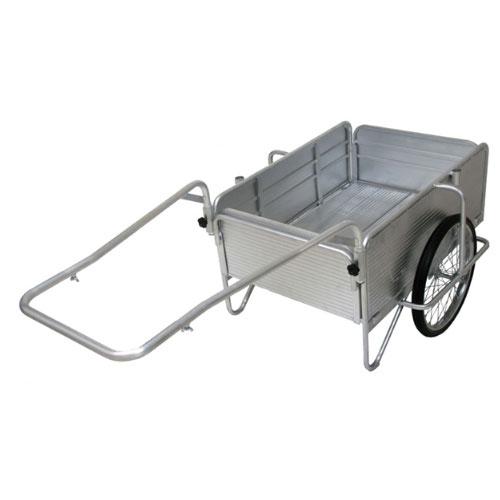 アルミ製リヤカー