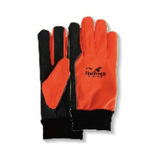【送料無料】防寒手袋 ファインタッチ ウォームグローブ 蛍光オレンジ PG307