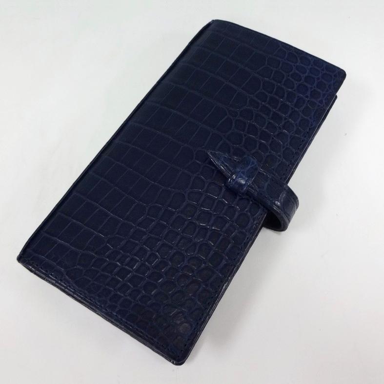 クロコダイルシステム手帳-縦長タイプ[M0602]