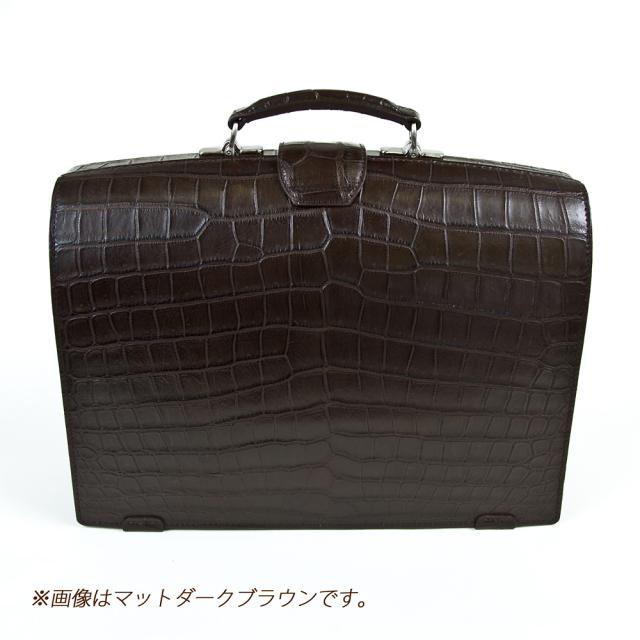スモールクロコダイルダレスバッグ[0615KA02 ]