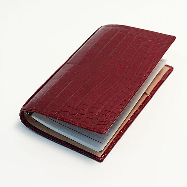クロコダイルB6サイズシステム手帳