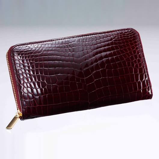 ファスナー式長財布[L0801]