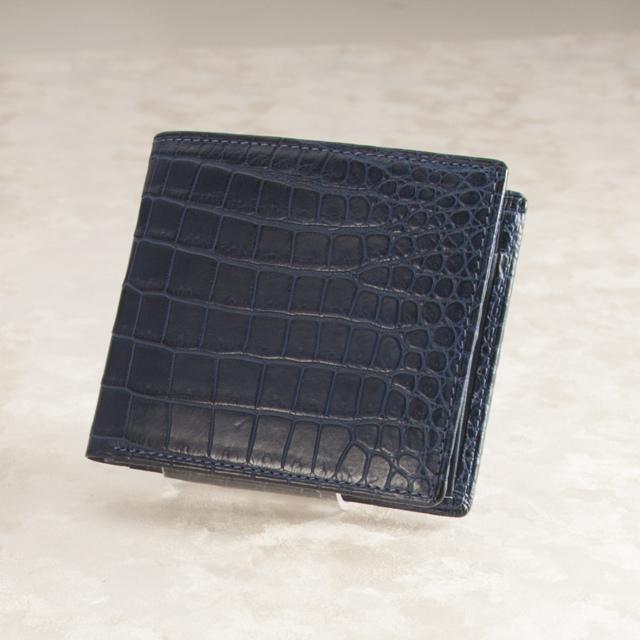 二つ折り財布 小銭入れ付[M0819]