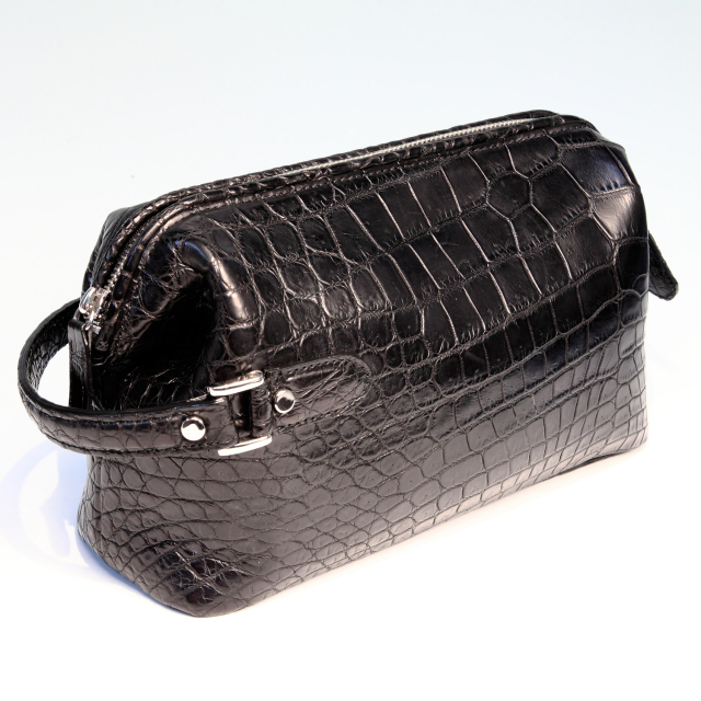 復刻モデル口金式セカンドバッグ[M0910]