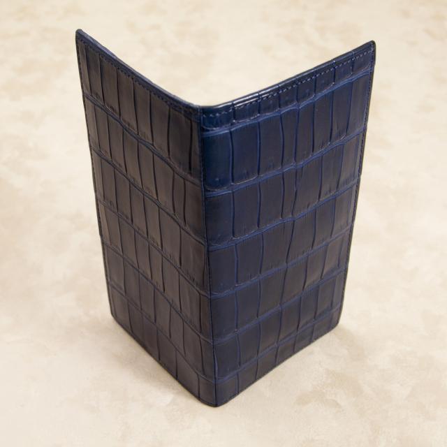 テール クロコダイル14枚カードホルダー[TM1014]
