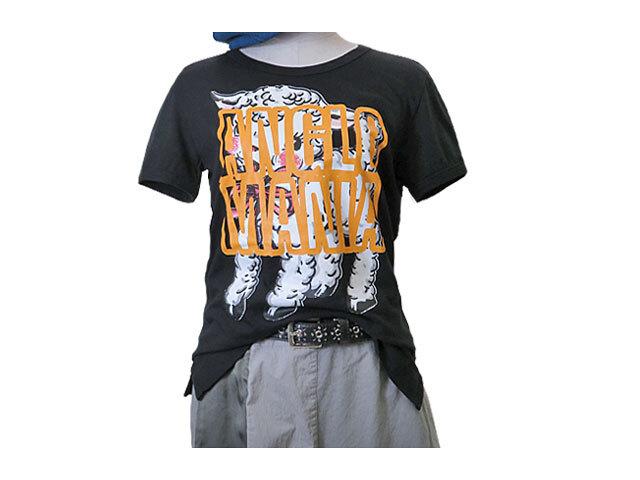 【Vivienne Westwood Anglomania】レディース38/40(S~M/M~L)サイズ☆子羊アートプリントにアングロマニアがドッキング☆オーガニックコットンを使用した地球に優しい体に優しいTシャツ☆彡20%OFF