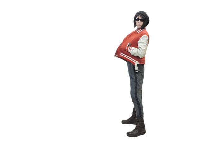 【ジルボーレディス】38☆日本のS~Mサイズのゆったりシルエット♪トレンドスタジャン登場30%OFF