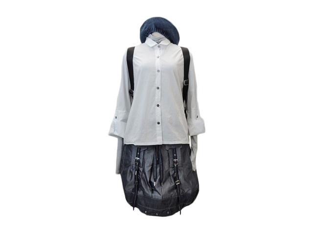 【ジルボー】レディース◇Mサイズ☆オシャレに使うバルーンハーフパンツ♪重穿きでオシャレ倍増☆彡60%OFF