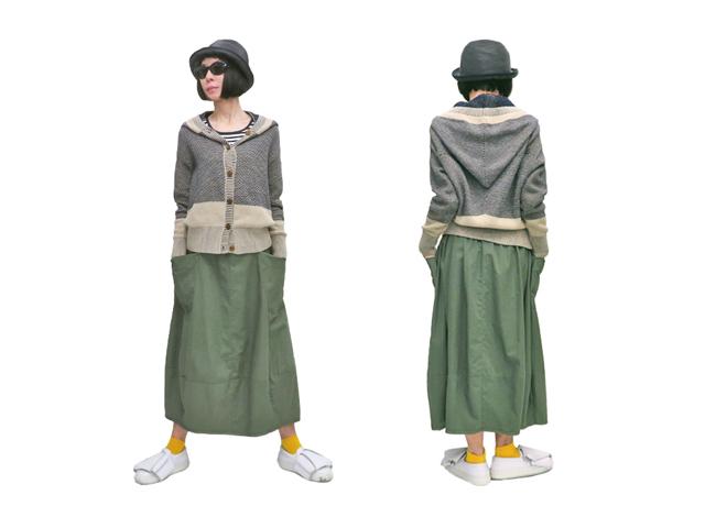 【ヴィヴィアン・ウエストウッド】2(M)サイズ☆リラックスできる優しい綿麻カーデ☆彡春、秋をオシャレに着る♪30%OFF