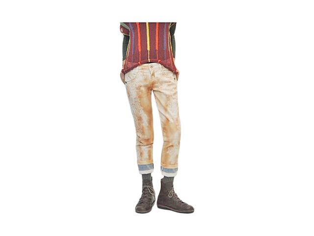 【ジルボーレディース】Mサイズ ボタニカル柄 がGood☆彡スッキリスキニーパンツ穿きやすさ伸びは凄いです 70%OFF