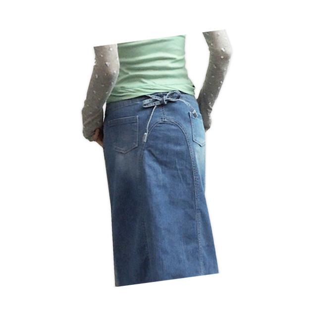 【ジルボーレディース】 SSサイズ  ストレッチロングスカート 再入荷♪  80%OFF!