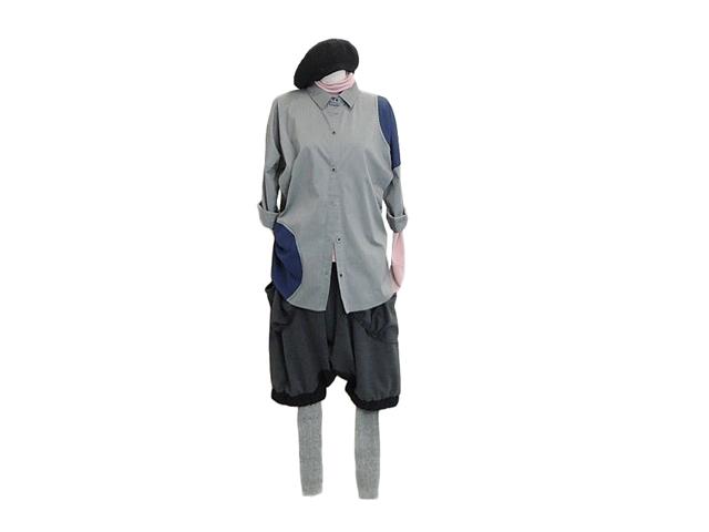 【FAD】レディース◇M~Lサイズ☆この春ゆるいシルエットにチャレンジ♪ビックシャツ30%OFF