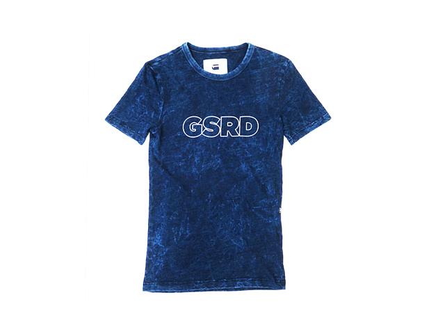 【G-STAR RAW】メンズ&レディース◇Sサイズ☆タイトシルエットライン オーガニックコットンTシャツ☆彡