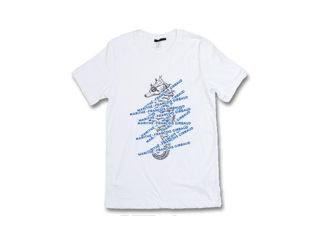 【ジルボー】メンズ&レディース◇M(M~L)サイズ☆タツノオトシゴTシャツNo2プリント入荷☆彡