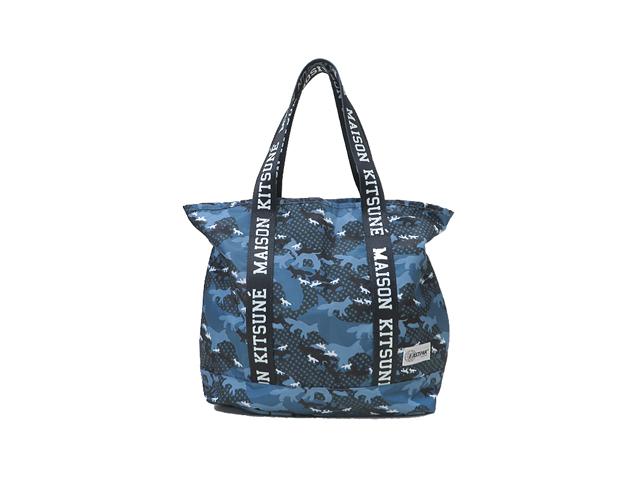 【MAISON KISTUNÉ】メゾン キツネ メンズ&レディス◇日本人がフランスで立ち上げたブランド「キツネ」のデイリートートバッグ登場♪