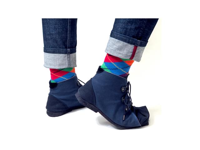 【Happy Socks】メンズ◇41-46(26~29cm)サイズ☆ハッピーになれるその瞬間が有ります☆彡15%OFF