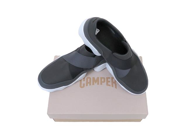 【CAMPER】メンズ41/42(26cm/27cm)◇独特なソールデザインに左右非対称のカラーリング☆動きやすさとホールド感がいいハイテクスニーカー☆彡20%OFF