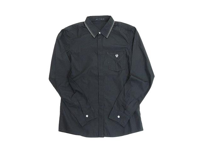 【ジルボー】メンズ◇Mサイズ☆日本国内ライセンスこの黒シャツは持ってなきゃ♪50%OFF