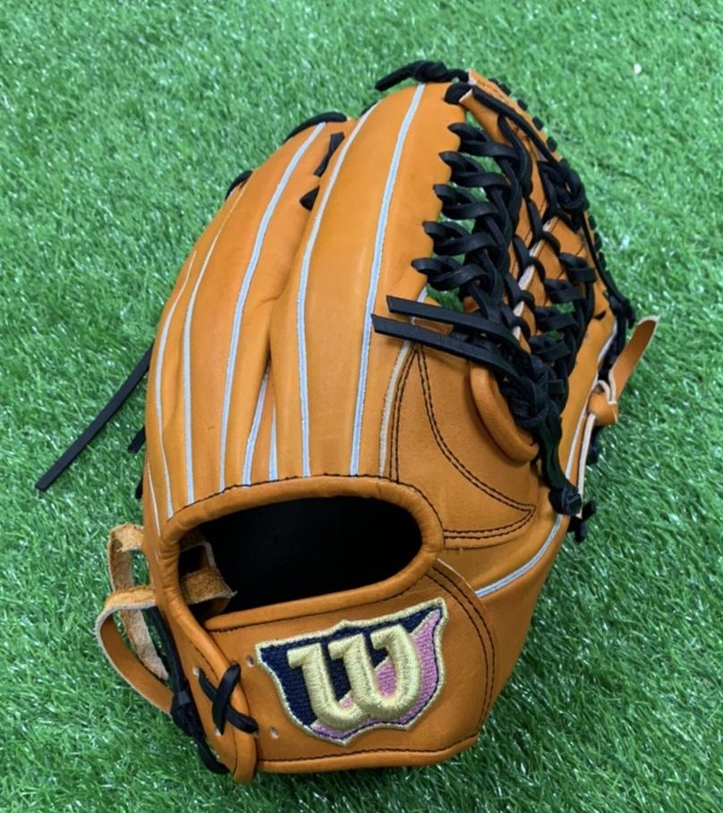 Wilson/ウィルソン 硬式用グラブ/右投げ 外野手用