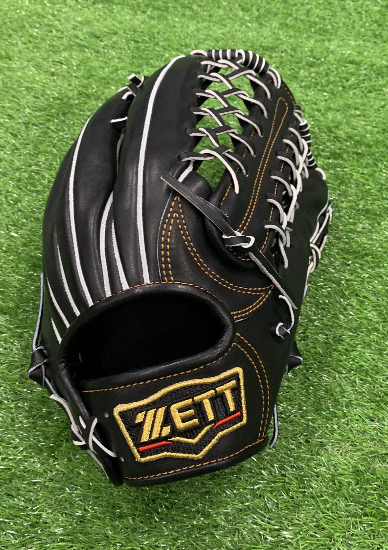 ZETT/ゼット プロステイタス 硬式用グラブ/右投げ 外野手用