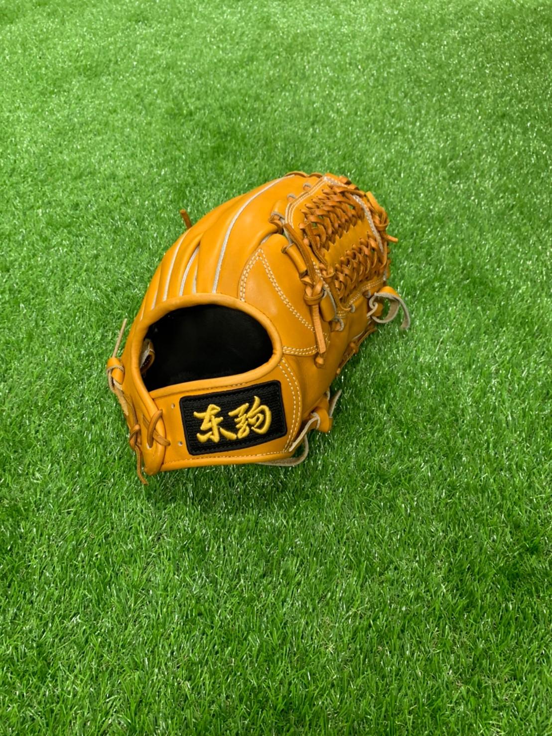 東駒スポーツ 超特価!硬式用グラブ/右投げ オールラウンド用