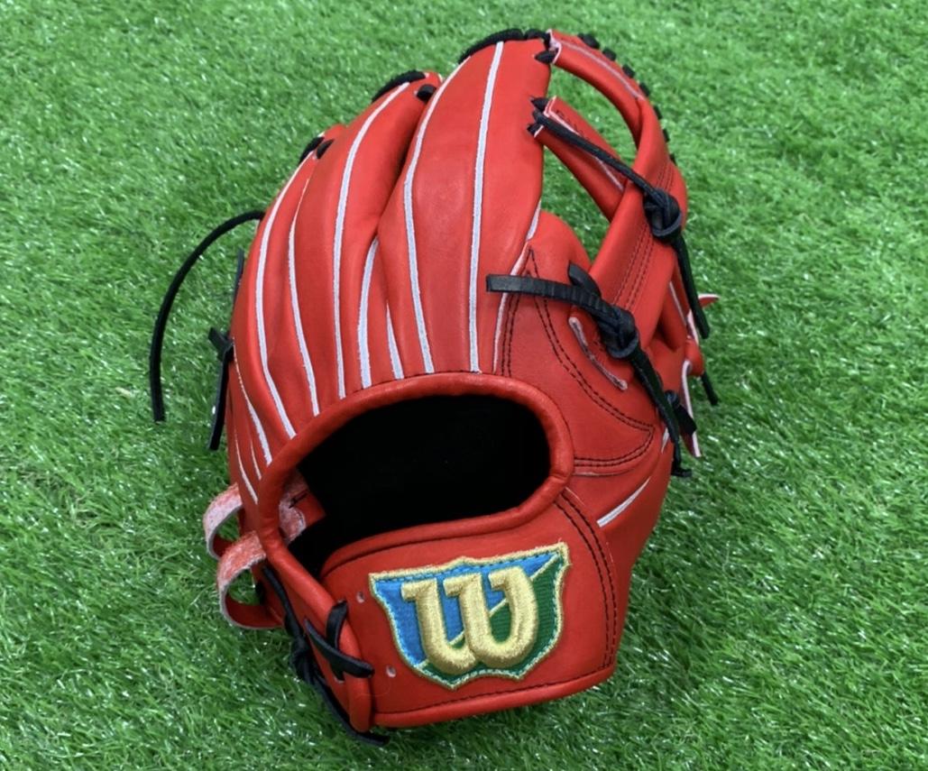 Wilson/ウィルソン 硬式用グラブ/右投げ 内野手用