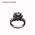 ジェンマ ロータスリング~シルバージュエリー~GL-R910