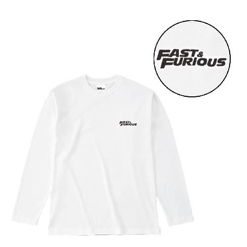 ワイルド・スピード/ジェットブレイク 長袖Tシャツ