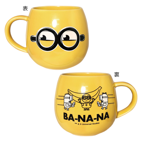 ミニオン マグカップ(BA-NA-NA)