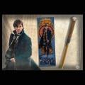 「ファンタスティックビースト」魔法の杖型ボールペン&しおり(ニュート・スキャマンダー)