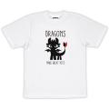 ヒックとドラゴン 聖地への冒険 Tシャツ