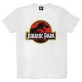 「ジュラシック・パーク」Tシャツ ホワイトMサイズ