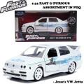 JADATOYS 1:32 ワイルドスピード プルバックカー Jesse's VW Jetta