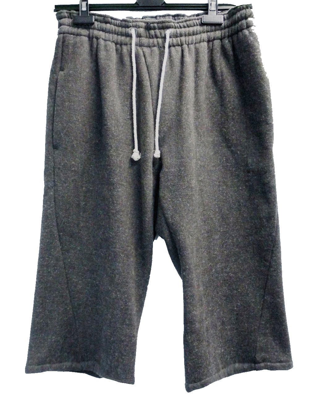 Wool Harf Pants